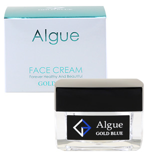 algue アルグ リフトアップクリーム 商品詳細ページ gold blue通販